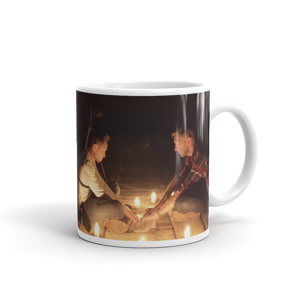 BuzzFeed Unsolved Supernatural Season 3 Mug
