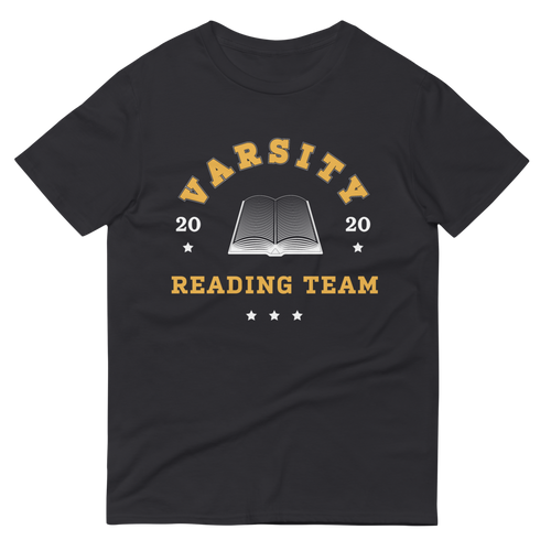 BuzzFeed Varsity Reading Team Book Day T-Shirt