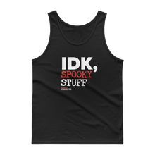 Load image into Gallery viewer, BuzzFeed Unsolved Spooky Stuff Tank top
