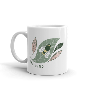 Goodful Bumble Bee Kind Mug