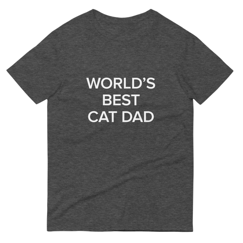 BuzzFeed Cat Dad Father's Day T-Shirt