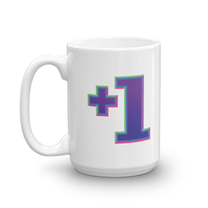 Multiplayer By BuzzFeed +1 Emote Mug