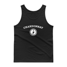 Load image into Gallery viewer, BuzzFeed Chardonnay Collegiate Wine Day Tank Top