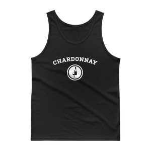 BuzzFeed Chardonnay Collegiate Wine Day Tank Top