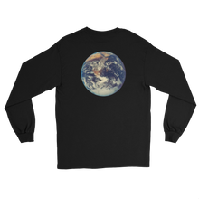 Load image into Gallery viewer, BuzzFeed Earth Earth Day 2-Sided Long Sleeve T-Shirt