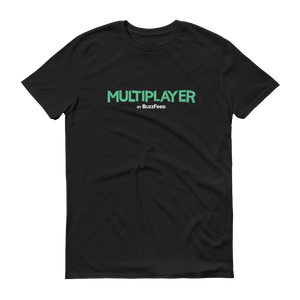 Multiplayer By BuzzFeed Logo T-Shirt