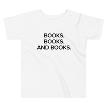 Load image into Gallery viewer, BuzzFeed Books, Books Book Day Toddler T-Shirt