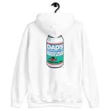 Load image into Gallery viewer, BuzzFeed Dad's Brewing Father's Day 2- Sided Hooded Sweatshirt
