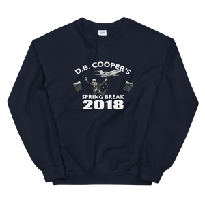 BuzzFeed Unsolved D.B. Cooper Sweatshirt