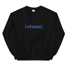 Load image into Gallery viewer, BuzzFeed Unsolved (wheeze) Sweatshirt