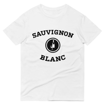 Load image into Gallery viewer, BuzzFeed Sauvignon Blanc Collegiate Wine Day T-Shirt