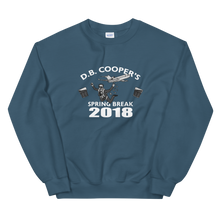Load image into Gallery viewer, BuzzFeed Unsolved D.B. Cooper Sweatshirt