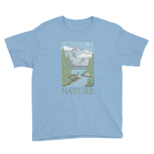 Load image into Gallery viewer, BuzzFeed Nature Earth Day Youth T-Shirt