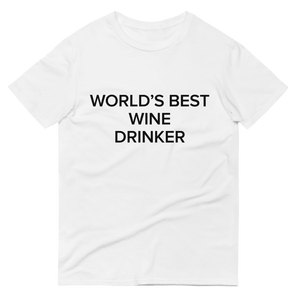 BuzzFeed Best Wine Drinker Wine Day T-Shirt