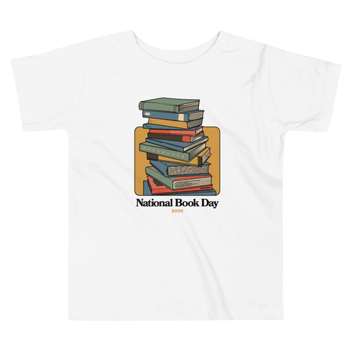 BuzzFeed Stack O' Books Book Day Toddler T-Shirt