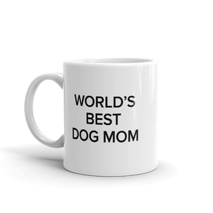 BuzzFeed Dog Mom Mother's Day Mug