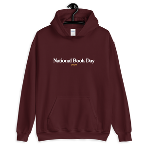 BuzzFeed Stack O' Books Book Day 2-Sided Hooded Sweatshirt