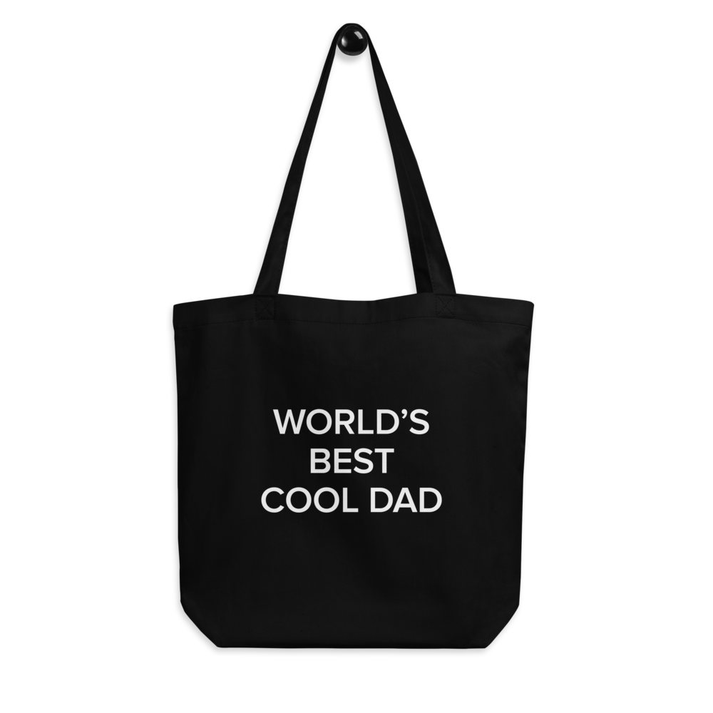 BuzzFeed Cool Dad Father's Day Tote Bag