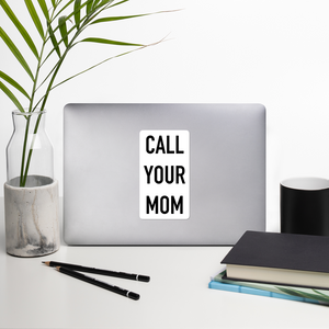 BuzzFeed Call Your Mom Mother's Day Sticker