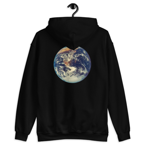 BuzzFeed Earth Earth Day 2-Sided Hooded Sweatshirt