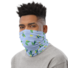 Load image into Gallery viewer, BuzzFeed Lemons Unisex Neck Gaiter