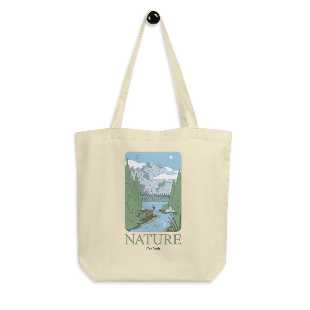 BuzzFeed Nature Earth Day Tote Bag