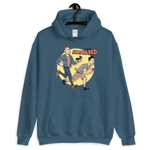 BuzzFeed Unsolved Saturday Morning Hooded Sweatshirt