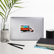 Load image into Gallery viewer, BuzzFeed LOL Graffiti Truck Sticker