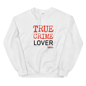 BuzzFeed Unsolved True Crime Lover Sweatshirt