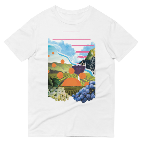 BuzzFeed Wine Valley Wine Day T-Shirt