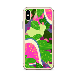 Tasty Fruit iPhone Case
