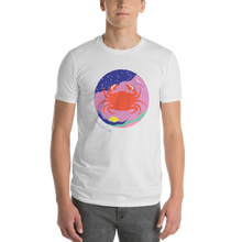 Load image into Gallery viewer, BuzzFeed Zodiac Cancer Design T-Shirt