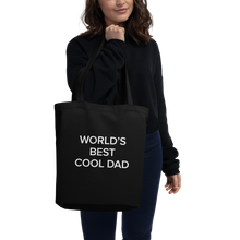 Load image into Gallery viewer, BuzzFeed Cool Dad Father's Day Tote Bag