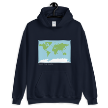 Load image into Gallery viewer, BuzzFeed Save The Earth Earth Day Hooded Sweatshirt