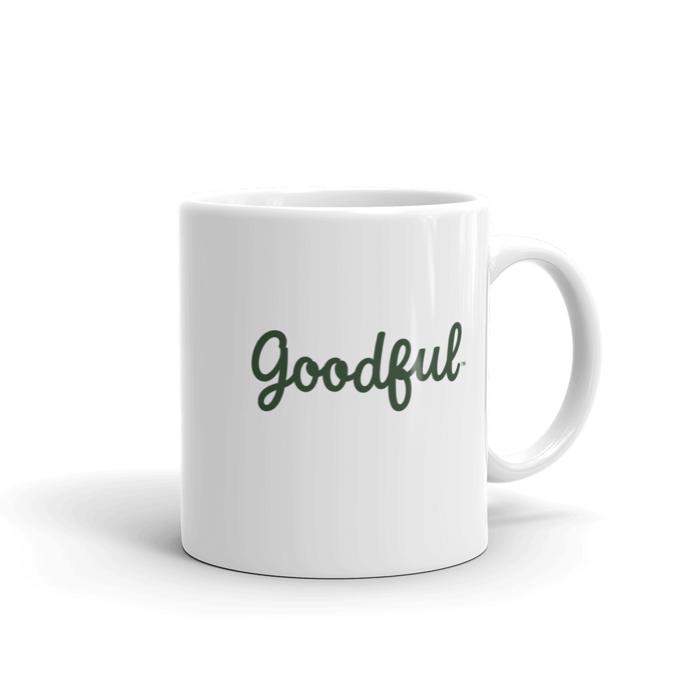Goodful Growth Leaf Mug