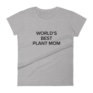 BuzzFeed Plant Mom Mother's Day Women's T-Shirt