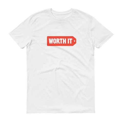 Worth It Logo T-Shirt