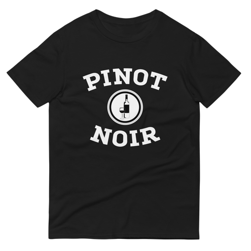 BuzzFeed Pinot Noir Collegiate Wine Day T-Shirt