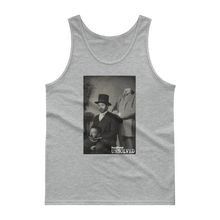 Load image into Gallery viewer, BuzzFeed Unsolved 100th Episode Tank Top