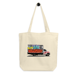 BuzzFeed Graffiti Truck Tote Bag