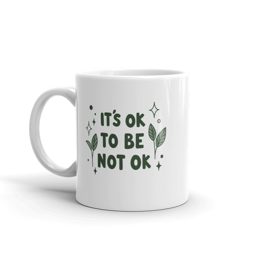 Goodful It's Okay To Not Be Okay Mug