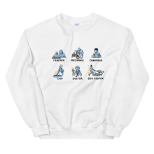 Load image into Gallery viewer, BuzzFeed Everything Dad Father's Day Sweatshirt