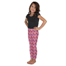 Load image into Gallery viewer, Tasty Thanksgiving Feast Kids Leggings