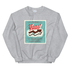 BuzzFeed Ice Cream Sweatshirt