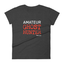 Load image into Gallery viewer, BuzzFeed Unsolved Amateur Ghost Hunter Women's T-Shirt