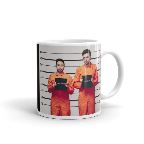 BuzzFeed Unsolved True Crime Season 4 Mug