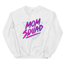Load image into Gallery viewer, Mom In Progress 80s Mom Squad Sweatshirt