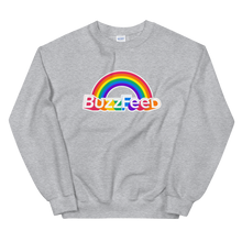 Load image into Gallery viewer, BuzzFeed Pride 2017 Sweatshirt