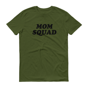 Mom In Progress 70s Mom Squad T-Shirt