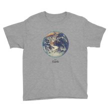 Load image into Gallery viewer, BuzzFeed Earth Earth Day Youth T-Shirt